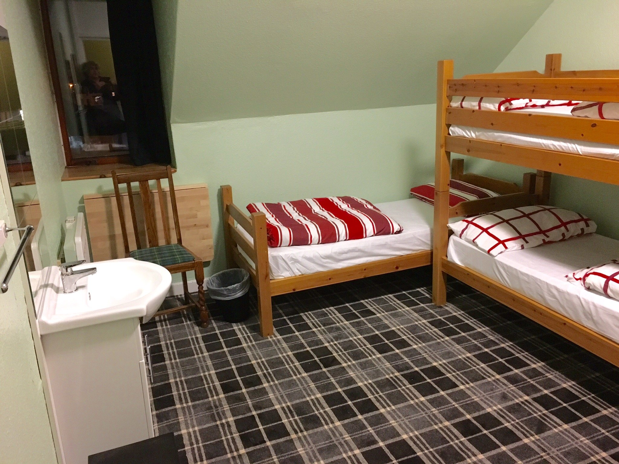 high quality accommodation facilities